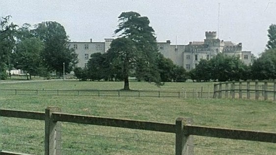 Shanganagh House, Open Prison (1985)