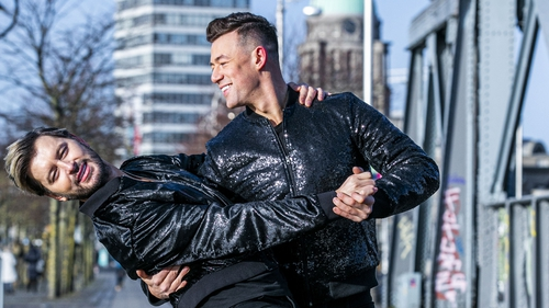 Dancing with the stars set to make TV history this weekend