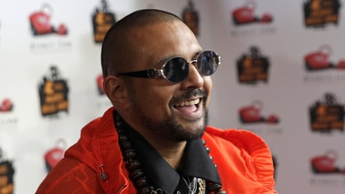 Sean Paul will perform his new single Calling On Me for the Islanders