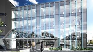 The Hive Building in Dublin's Sandyford