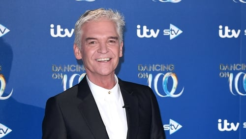 Phillip Schofield discussed his announcement on This Morning