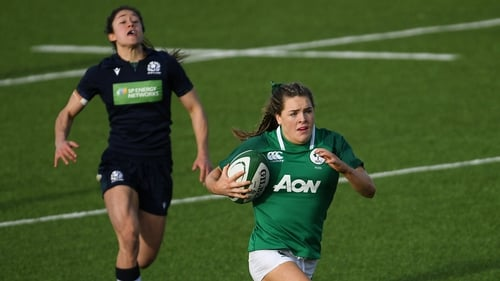 Beibhinn Parsons has shone for Ireland this year
