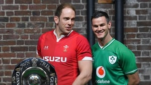 Johnny Sexton and Ireland won the grand slam in 2018 before Alun Wyn Jones led Wales to the same fate last season