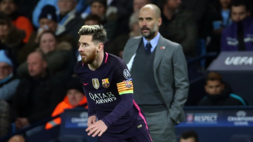 Messi hits back at club director who criticized players