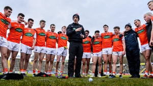 Kieran McGeeney is now into his sixth year in charge of the Armagh seniors