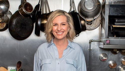 The popular chef and businesswoman tells Janice Butler about her prison entrepreneurship programme, staying positive and keeping healthy.