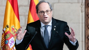 Catalonia's regional leader Quim Torra has held talks with Spanish Prime Minister Pedro Sanchez