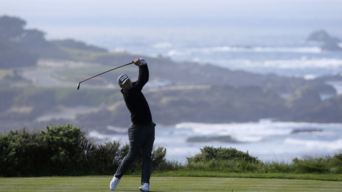 Larry Fitzgerald Wins Pebble Beach Pro-Am For Second Time