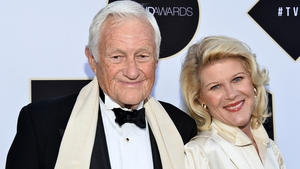 Orson Bean with his wife Alley Mills