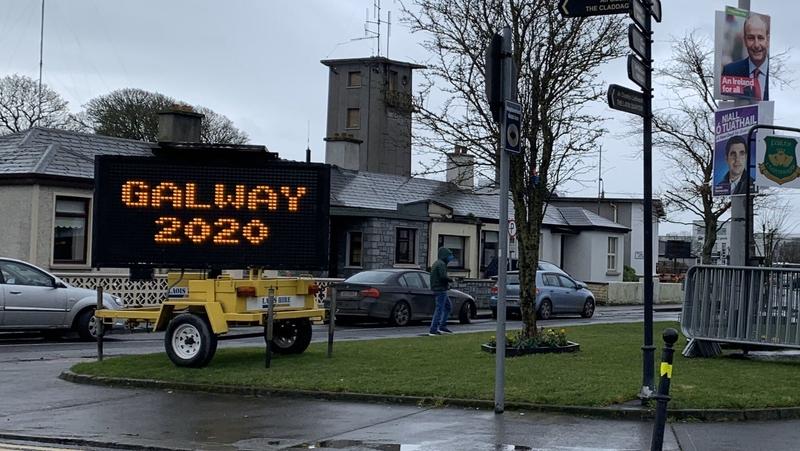 Foireann Ghaillimh 2020 leagtha as obair go sealadach