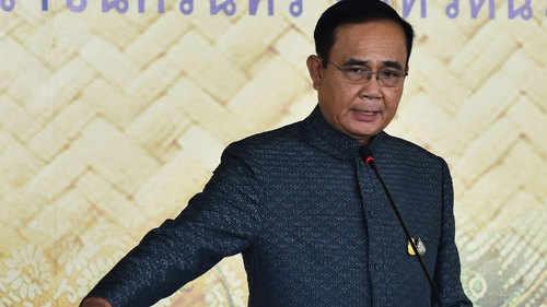 Prime Minister Prayuth Chan-ocha expressed condolences to the families of those killed