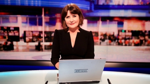 Keelin Shanley was an obvious choice to present Six One News