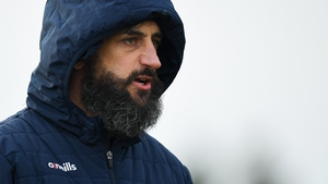 Wexford manager Paul Galvin