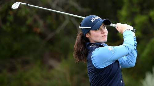 Leona Maguire finished fourth in Australia