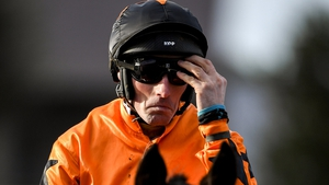 Jockey Sean Flanagan is expected to be out for three-to-four weeks.