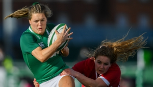 Parsons set Ireland on their way