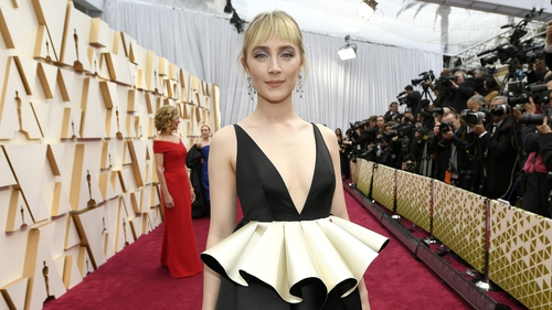 What have the Irish worn to the Oscars?