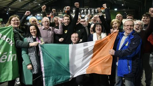 Sinn Féin victory reshapes Ireland's political landscape