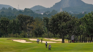 The Honda LPGA Thailand was due to be played at Siam Country Club
