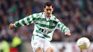 McNamara played 33 times for Scotland
