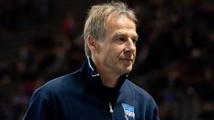 Jurgen Klinsmann won three of his 10 games in charge
