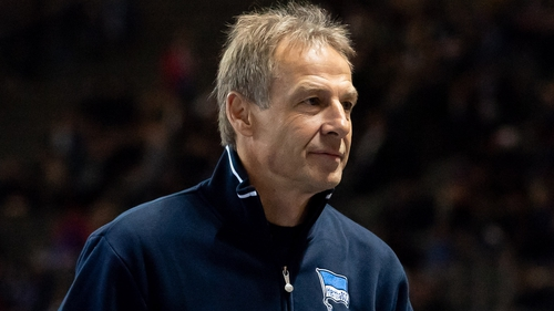 Jurgen Klinsmann resigns as Hertha Berlin boss after 10 weeks
