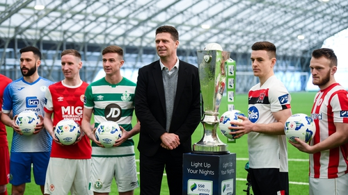 "Niall Quinn: ""It's a very worrying time for League of Ireland clubs."""
