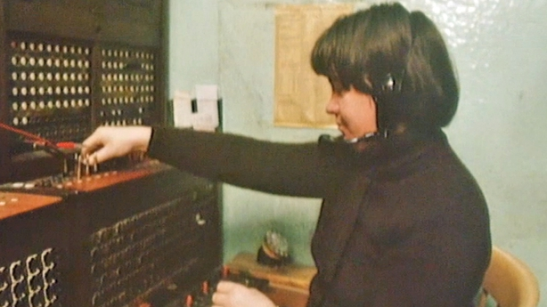 Kathleen Broderick Post Mistress and Telephone Exchange Operator (1980)