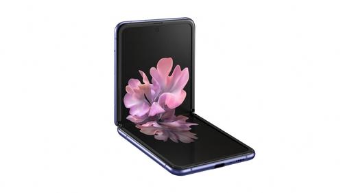 The new Samsung Galaxy Z Flip