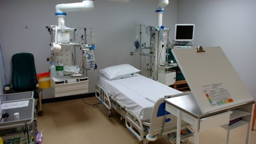 Today's report puts the number ofICU beds in 2018 at 249