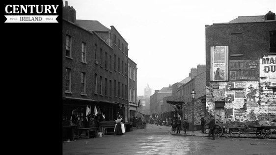Patrick Street, Dublin National Library of Ireland LROY5933
