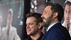 Matt Damon and Ben Affleck - Making The Last Duel with Ridley Scott