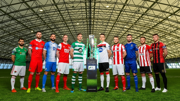 The SSE Airtricity Premier Division begins on Friday