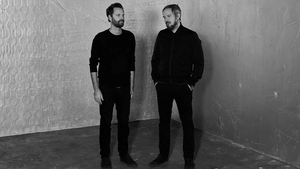 A Winged Victory For The Sullen: Dustin O'Halloran (left) andAdam Wiltzie (right)