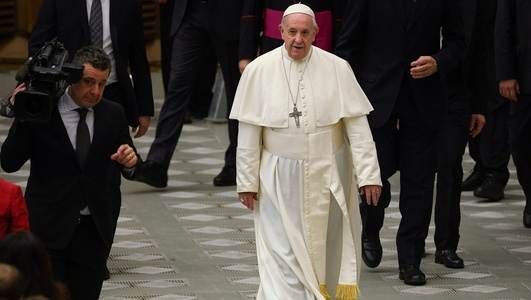Pope Francis rules against ordaining married men in Amazon