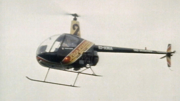 Electric Eddie's Helicopter, 1990