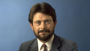 From Wexford, Brendan Howlin was first elected as a TD in 1987