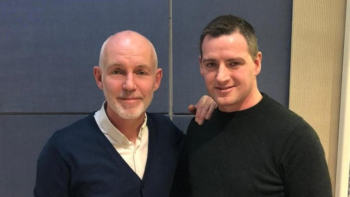Overcoming Sexual Abuse on The Ray D'Arcy Show