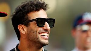 Daniel Ricciardo will drive for McLaren next year
