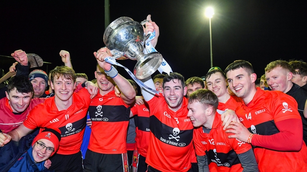 UCC completed back-to-back to Fitzgibbon Cup wins with a one-point win over IT Carlow