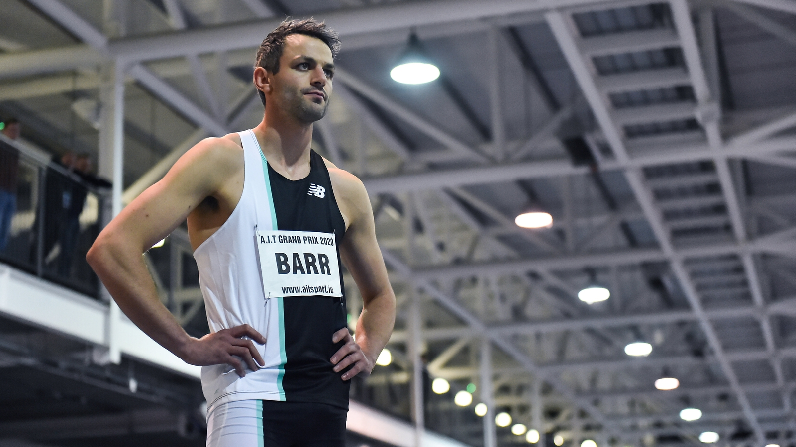 Thomas Barr laps up Athlone 'confidence booster'