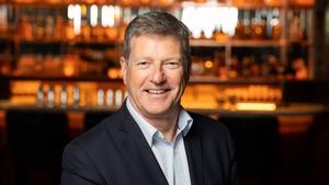 Conor McQuaid, chairman and CEO of Irish Distillers