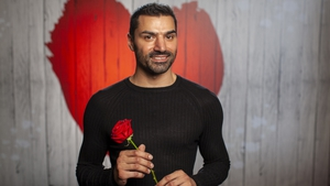 Peter appears on Thursday night's episode of First Dates Ireland