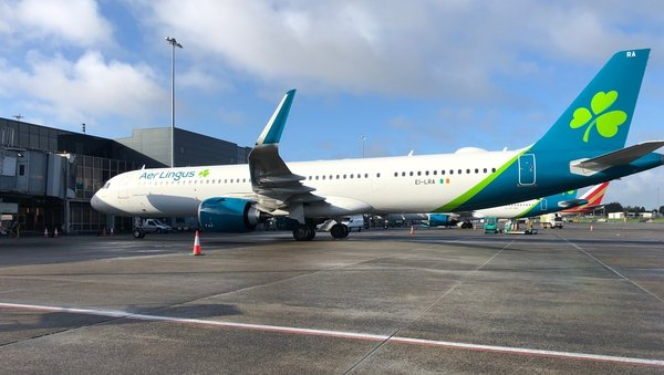 Aer Lingus temporarily laid off its 129 ground and cabin crew at Shannon until June