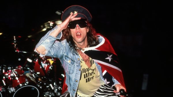 Jon Bon Jovi on the prowl for more Renaissance love poems to borrow. Photo: Ross Marino/ Getty Images