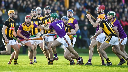 Kilkenny and Wexford have both won their first two games in the Allianz Hurling League