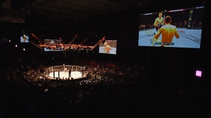 UFC Fight Night is returning to the 3Arena