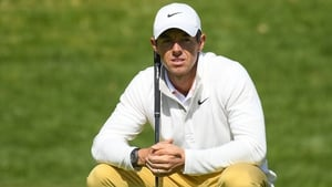 Rory McIlroy hit some stunning shots in his first round