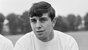 Jimmy Conway played for Bohs, Fulham and Manchester City