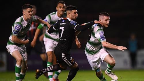 Bohs and Rovers do battle again